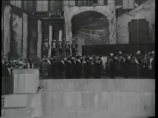 Storming the Winter Palace (1920)