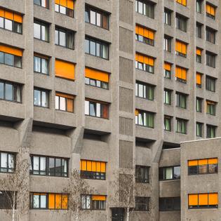 Klinikum am Urban, Berlin, Germany, 1966–1970