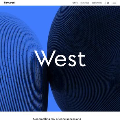West - Fontwerk
