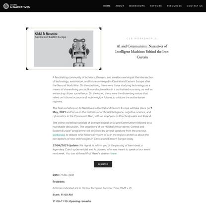 AI & Communism — AI Narratives