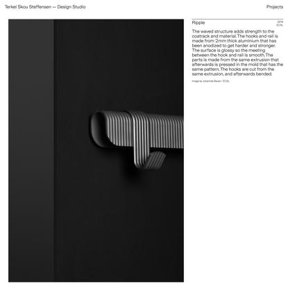 Terkel Skou Steffensen — Design Studio