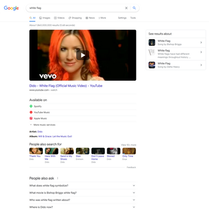 white flag - Google Search