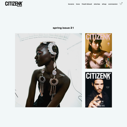 CitizenKmagazines