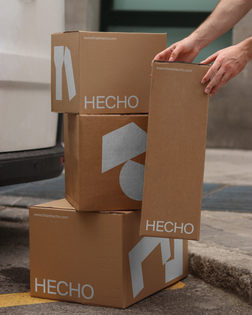 HECHO –Project photography (Art direction: @marcofrades from @paseo.studio, Photography: @lucia_perl, Photography assistant: @angelgarzya & @sanvalentinedu