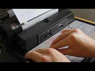 和文タイプライター パンライターMAC-M45