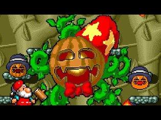 Don Doko Don (Arcade) All Bosses (No Damage)