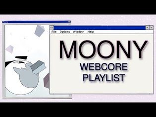 [CHEESE & RICE] MOONY - a webcore/internetcore/enawave playlist