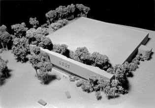BEST Products Forest Building, SITE (James Wines), 1979
