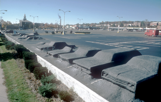 Ghost Parking Lot, SITE (James Wines), 1977