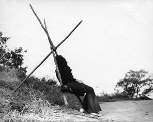 Lina Bo Bardi, roadside chair