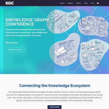 The Knowledge Graph Conference