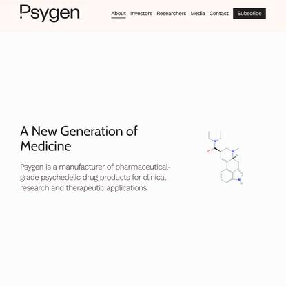Psygen