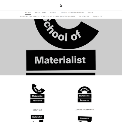 SCHOOL OF MATERIALIST RESEARCH