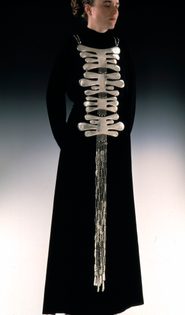 'Body Ornament' by Arline Fisch (1971)
