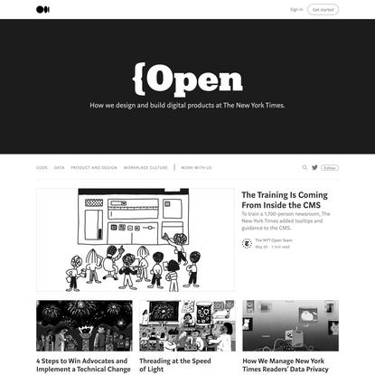 NYT Open
