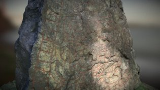 Runestone 1000AD, Stockholm, Viking