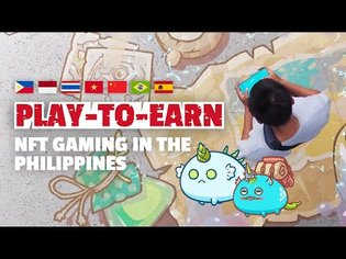 PLAY-TO-EARN   NFT Gaming in the Philippines   Subtitles
