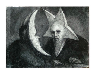 Paul Rumsey, Conversation between the Moon and a Star