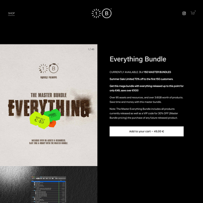 Everything Bundle — One Click Boutique ™