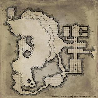 Heart of Darkling - Gibberling Lake [Lore & VTT Notes within]