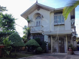 Baliuag - front view