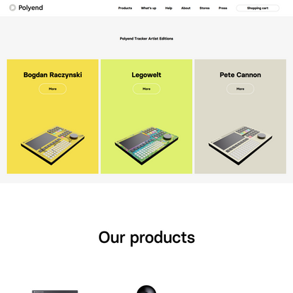 Polyend.com