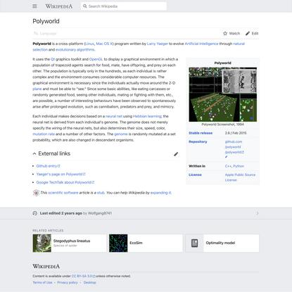 Polyworld - Wikipedia