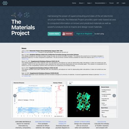 Materials Project