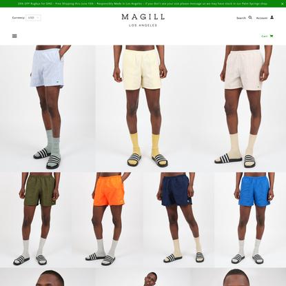 MAGILL Los Angeles - Menswear | Apparel & Accessories