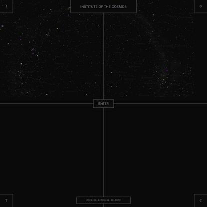 Institute of the Cosmos