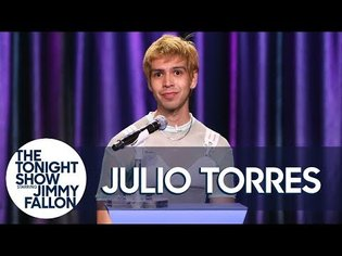 Julio Torres Stand-Up: My Favorite Shapes