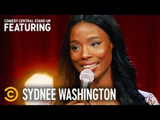 The Least Relatable Moment in Sex Scenes - Sydnee Washington - Stand-Up Featuring