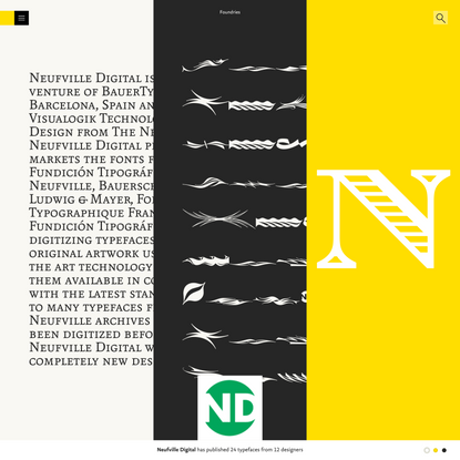 Neufville Digital