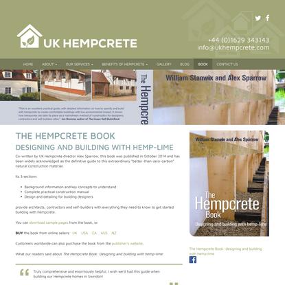 The Hempcrete Book - UK Hempcrete
