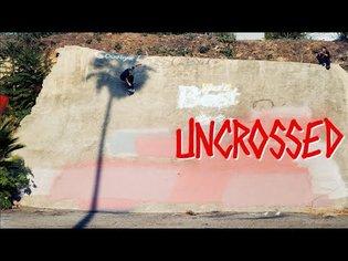 """Deathwish Skateboards' """"UNCROSSED"""" Full Length Video"""