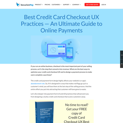 Best Payment Form UX Practices to Boost Your Conversion