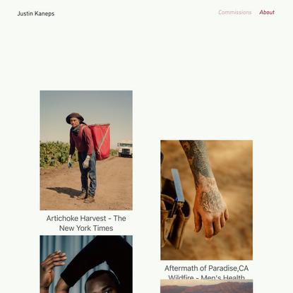 Comission — Justin Kaneps