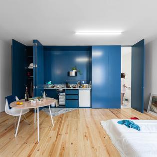 Fala Atelier House in Faria Guimarães