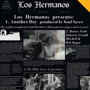Another Day / Binary Funk Infusion / Let Love Live, by Los Hermanos Detroit