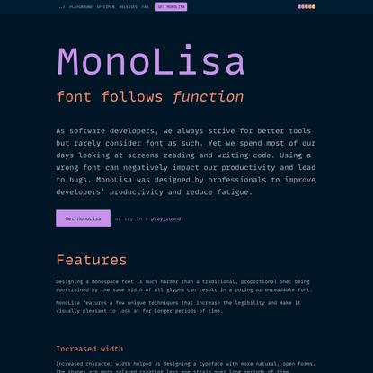 MonoLisa