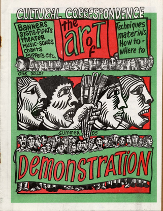 Cultural Correspondence – The Art of Demonstration