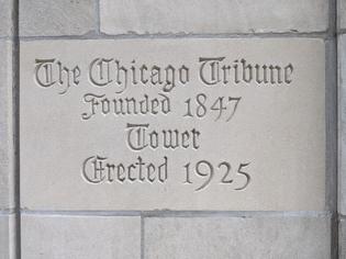 Chicago Tribune, Chicago