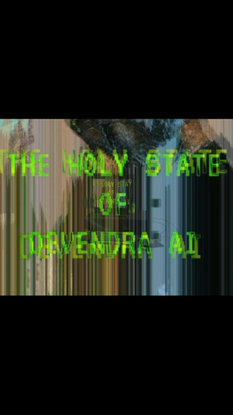// THE HOLY STATE OF DEVENDRA //