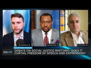 Marc Lamont Hill Talks to Authors of 'Responding to Social Justice Rhetoric' Cheat Sheet