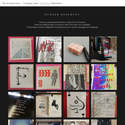 THE BOOK ON BOOKS ON ARTISTS BOOKS by Arnaud Desjardin (Everyday Press)