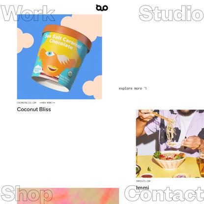 Gander—Creative Agency—Brooklyn, NY