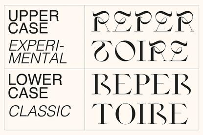 Yorker - Experimental Serif Typeface