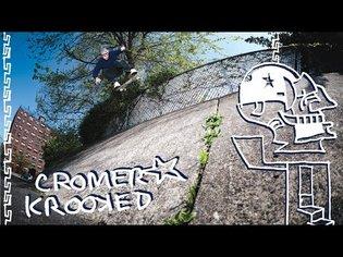 "Brad Cromer's ""Half Moon"" Krooked Part"