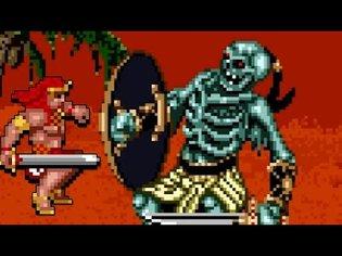 Big Karnak (Arcade) All Bosses (No Damage)