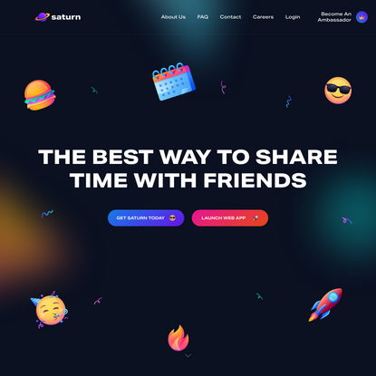 Saturn - Time Together
